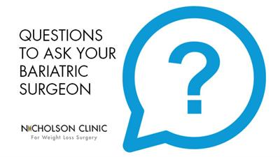Questions to Ask Your Bariatric Surgeon When Considering Weight Loss Surgery