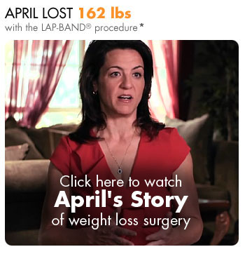 Watch April's Story.