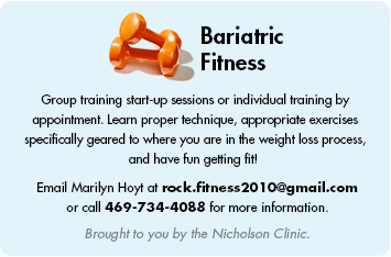 Bariatric Fitnesswith Marilyn