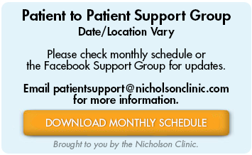 Patient to Patient Support Group