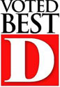 Dr. Nicholson has been voted D Magazine's Top Bariatric Doctor