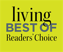 Best of Living Readers' Choice Awards