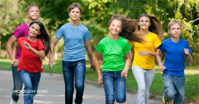 childhood obesity month tips for healthy kids