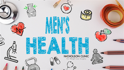 obesity and men's health month