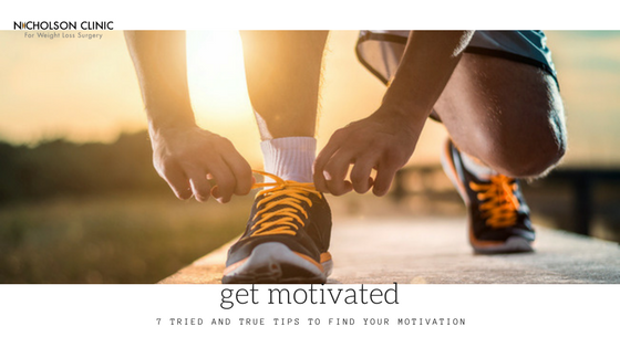 7 ways to find your motivation