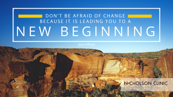 Dont Be Afraid Of Change Quotes New Beginning Joyce Meyers: New Beginnings