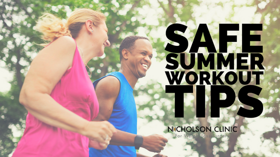 safe summer workout tips from the best weight loss surgeon