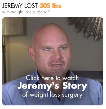 Watch Jeremy's weight loss story and see how he transformed his life.