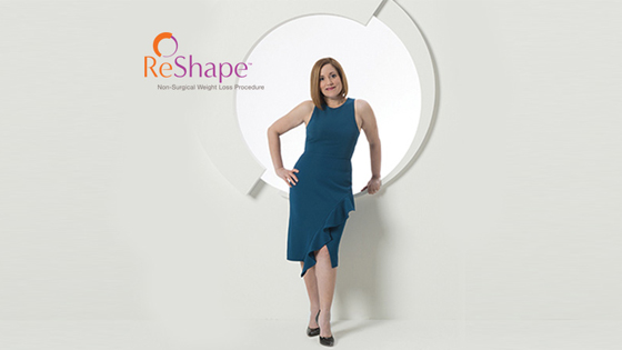 reshape balloon non surgical weight loss