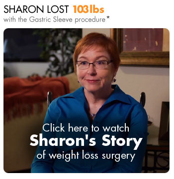 Watch Sharon's Story.