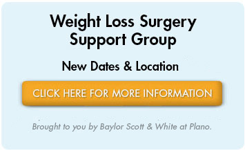 Weight Loss Surgery Support Group - BSW